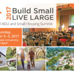 Build Small Live Large Summit 2017