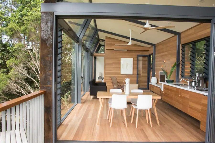 Byron Bay Ultra-Modern Treehouse 006