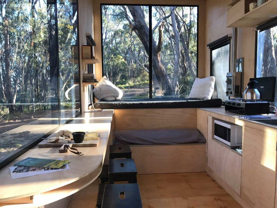 CABN Jude Off-grid Tiny House Getaway