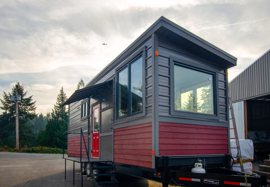 Calliope 28ft Tiny House by Rewild Homes 001