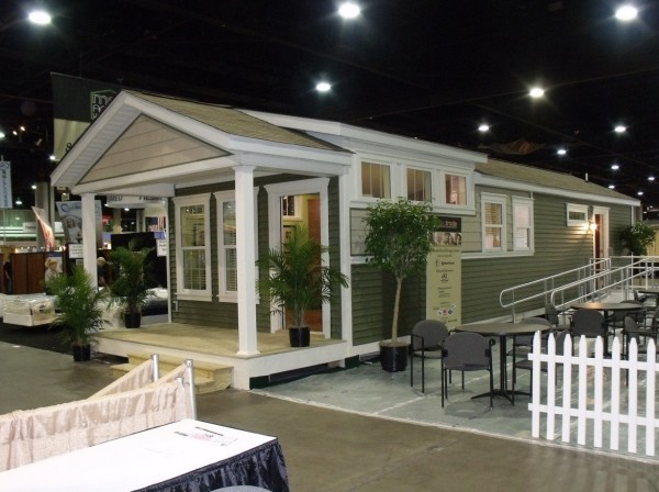 Wheelchair Accessible Little Care Cottage by Eco-Cottages: Tiny Homes for the Disabled