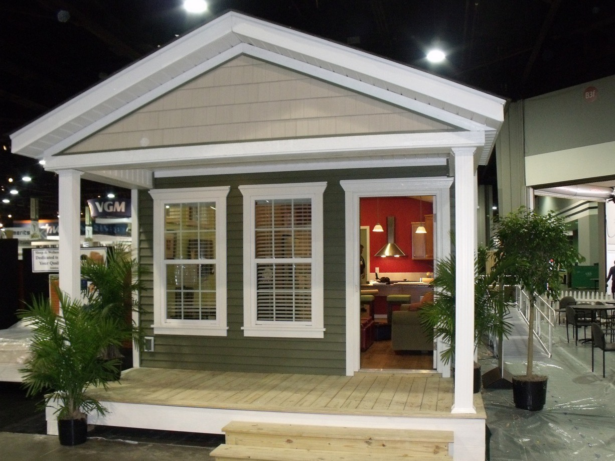 Tiny Home Designs: Little Care Cottage By Eco-Cottages