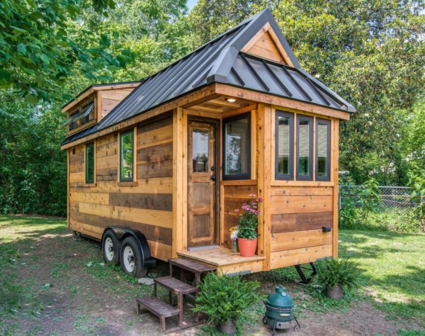 Cedar Mountain Tiny House | Tiny Living Ideas | Live Big While Going Small | Homesteading