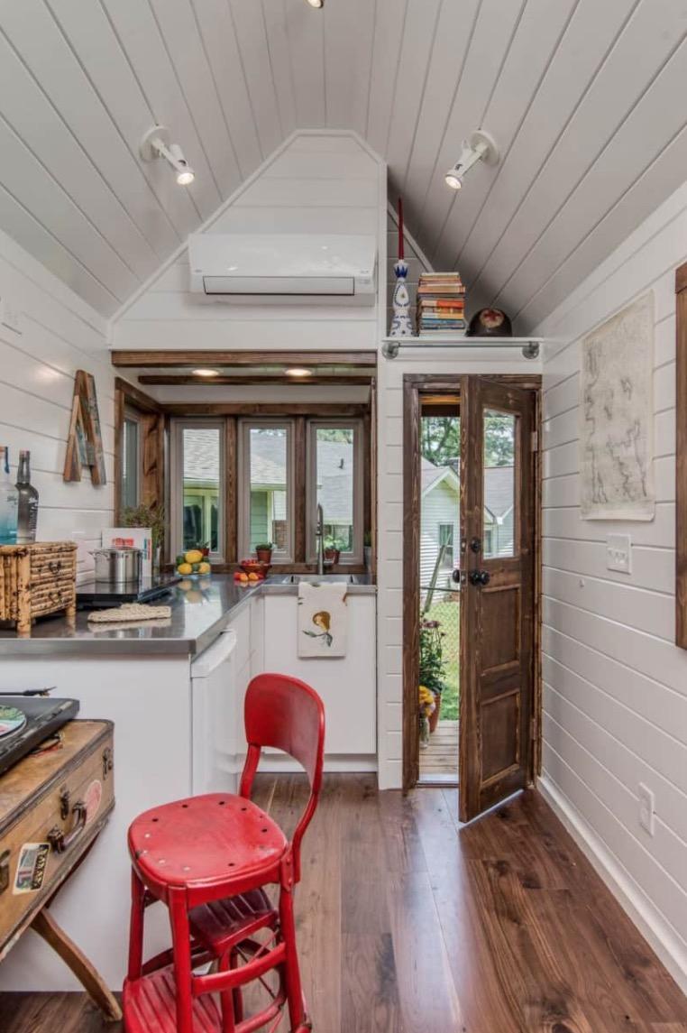 Cedar Mountain Tiny House Built by David Latimer For Sale 002
