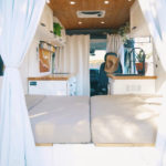 She Made This Promaster Van A Home in Just One Month!