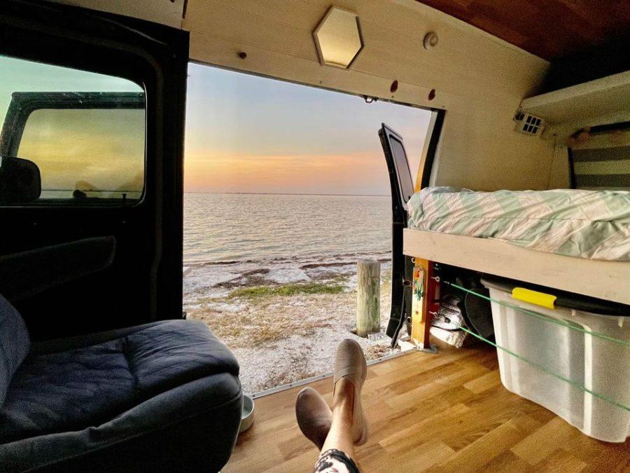 Chevy G20 Van Conversion For Sale in Tampa via Adam J 007