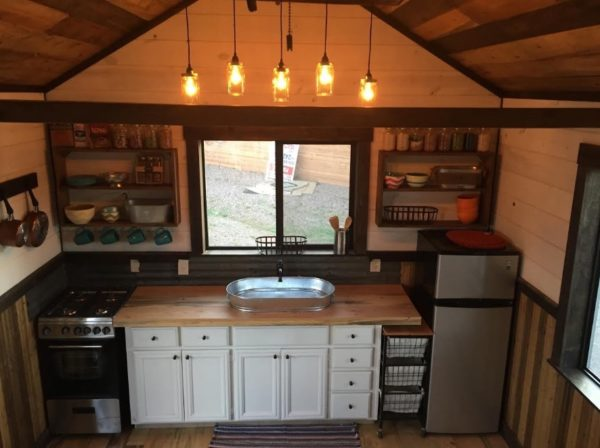 Clear Creek Tiny Home 001