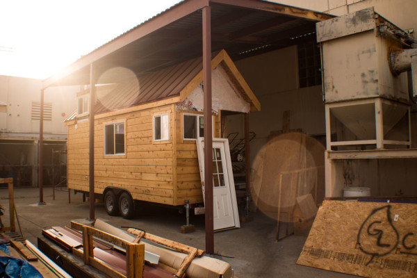 Tiny House Collaborative Kickstarter