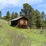 Cozy Little Mountain Cabin on 3 Acres For Sale 024