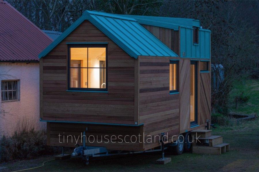 Custom NestPod Tiny House by Tiny House Scotland 003