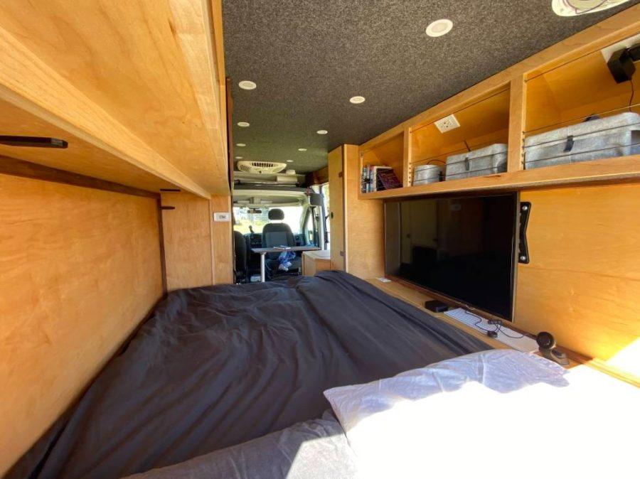 Custom ProMaster 2500 Van Conversion in Florida by vanbots 0010