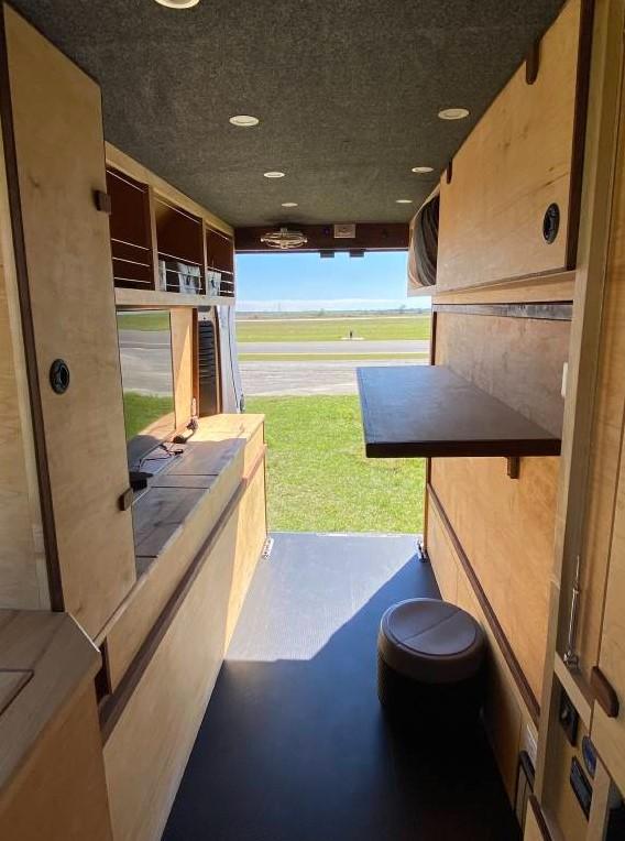 Custom ProMaster 2500 Van Conversion in Florida by vanbots 009