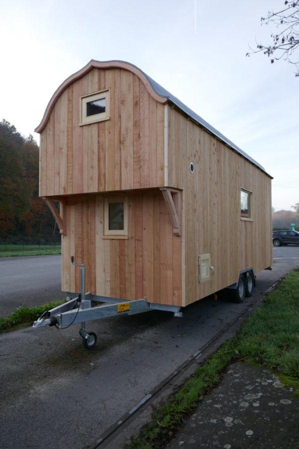 Cyje Tiny House by Ty Rodou