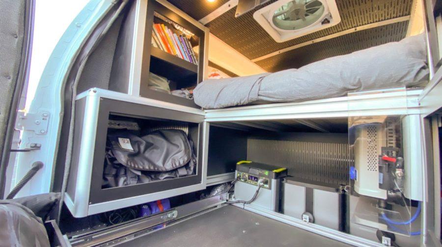 E350 Adventure Van by Van Lyfe Co FOR SALE 007b