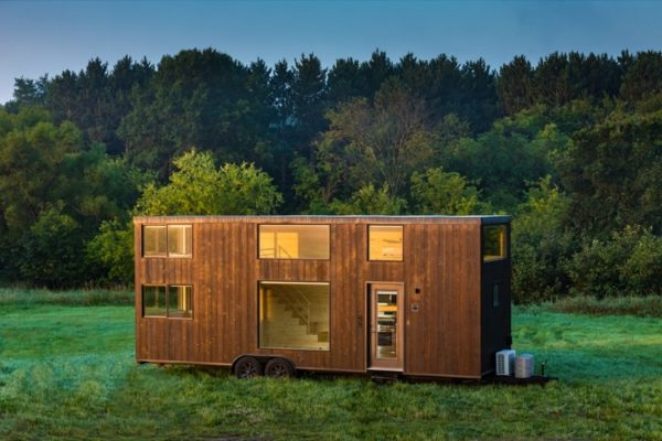 ESCAPE ONE XL Zen Tiny House on Wheels 001