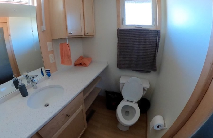 Escape Mobile Home Two Bedroom Two Bathroom Tiny House at Escape Tampa Bay Village in Florida 0015a