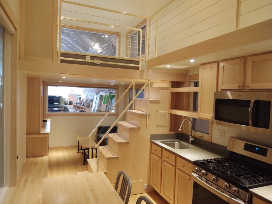 Escape ONE XL Wide Tiny House 002