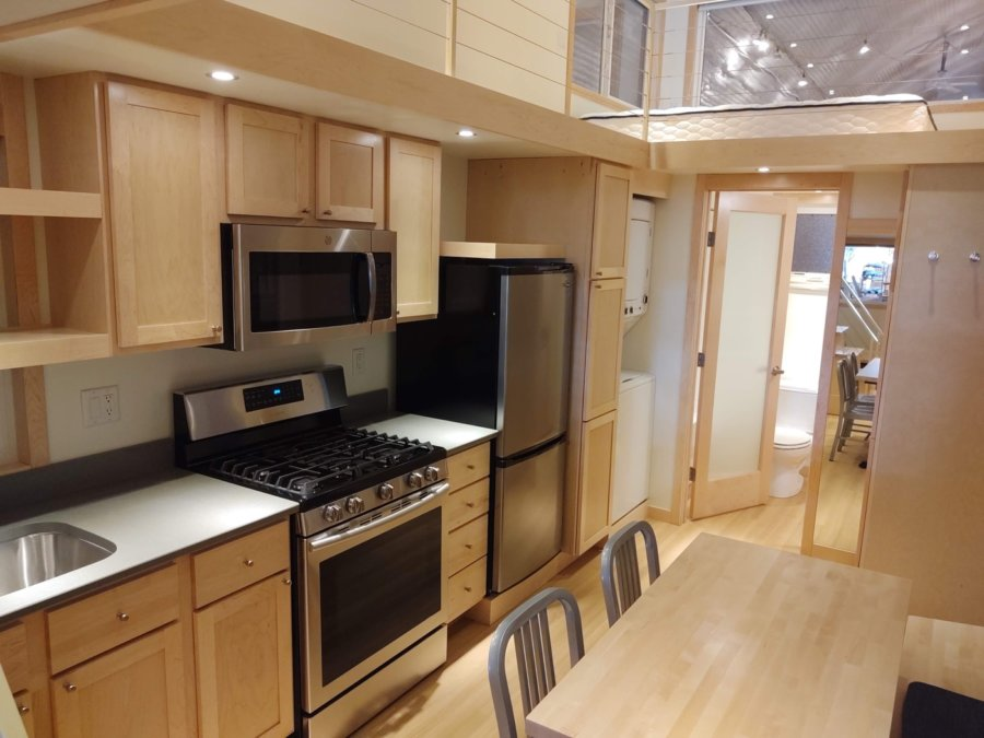 Escape ONE XL Wide Tiny House 003