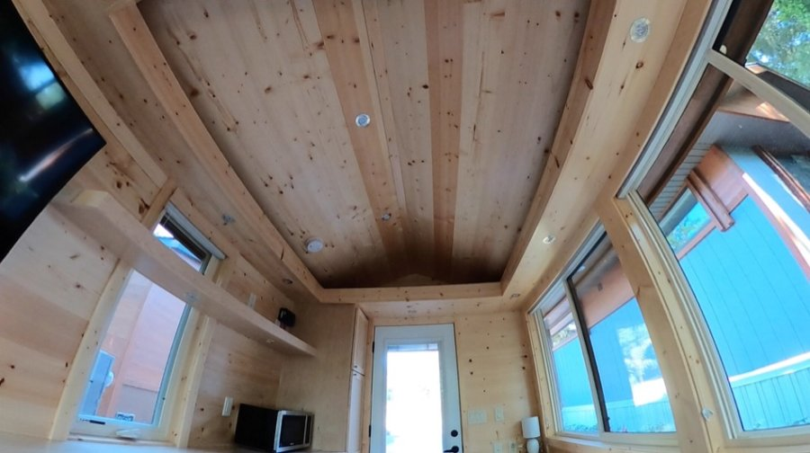 Escape Space Thoreau-like Micro Cabin at Escape Tampa Bay Tiny House Village 007