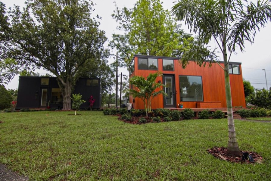 Escape Tampa Bay Tiny House Village 004