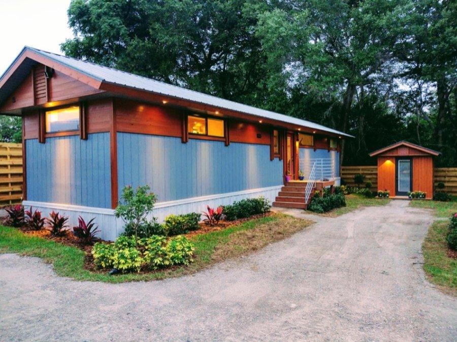 Escape Tampa Bay Tiny House Village 008