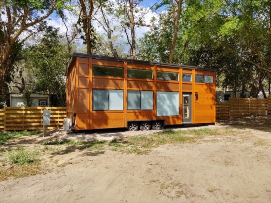 Escape Tampa Bay Tiny House Village Update 001