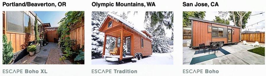 Escape Tiny House Vacations 002