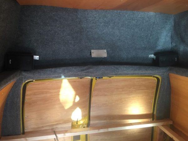 Evan's DIY Conversion Van Tiny Home 0041
