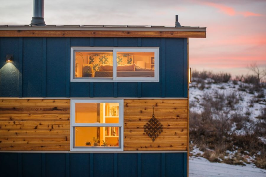 Carrie and Dan's 28′ x 10′ Tiny Home 3