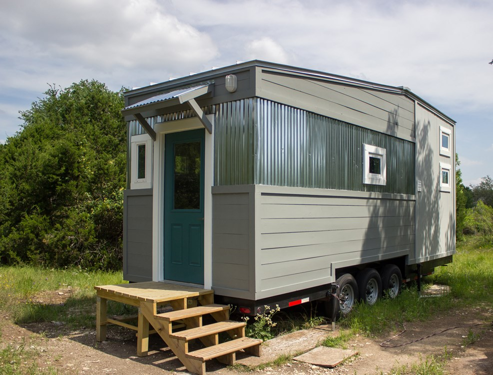 Falling Leaves Tiny Home For Sale In Cedar Park Texas Price Reduced