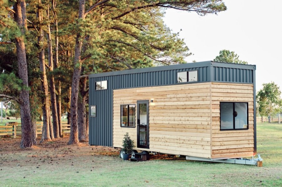 Family Sojourner Tiny House by Hauslein Tiny House Co 001