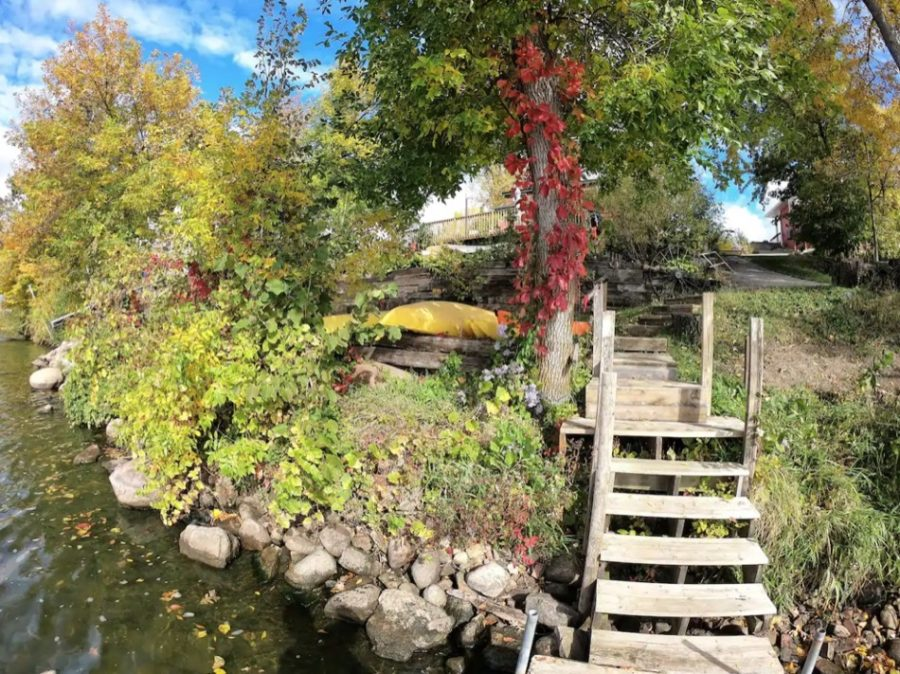 Family-friendly Tiny House Vacation in Minnesota Lakefront via Kim on Airbnb 0018