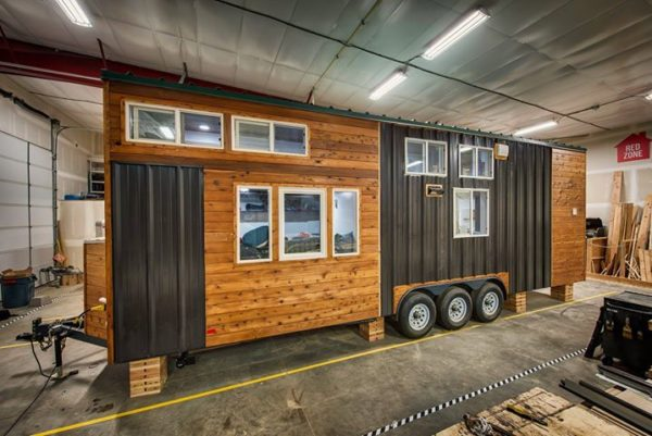 Family of Five 30ft Tiny Home by Backcountry Tiny Homes 0013