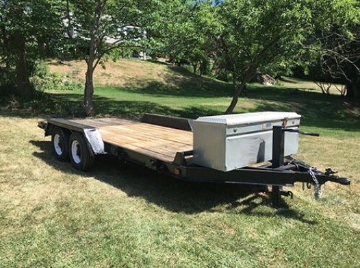 Family of Fours 16ft Tiny Home on Wheels Built with Reclaimed Barn Wood 0011