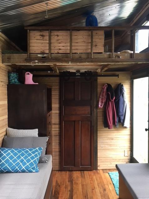 Family of Fours DIY Tiny Home 002