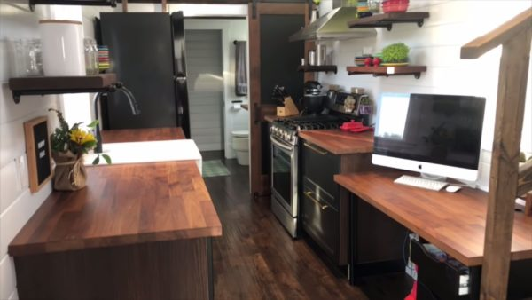 Family with Two Kids Goes Tiny To Save Money and Live Better via Tiny House Giant Journey