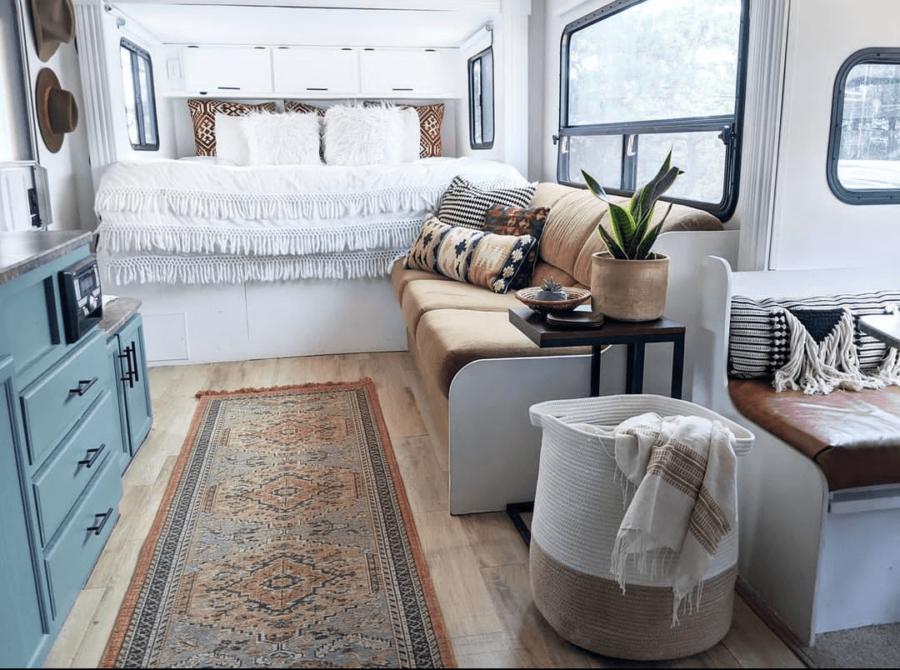 Family's RV Reno Colorado Home Base Airbnb Dekker Trekkers 6