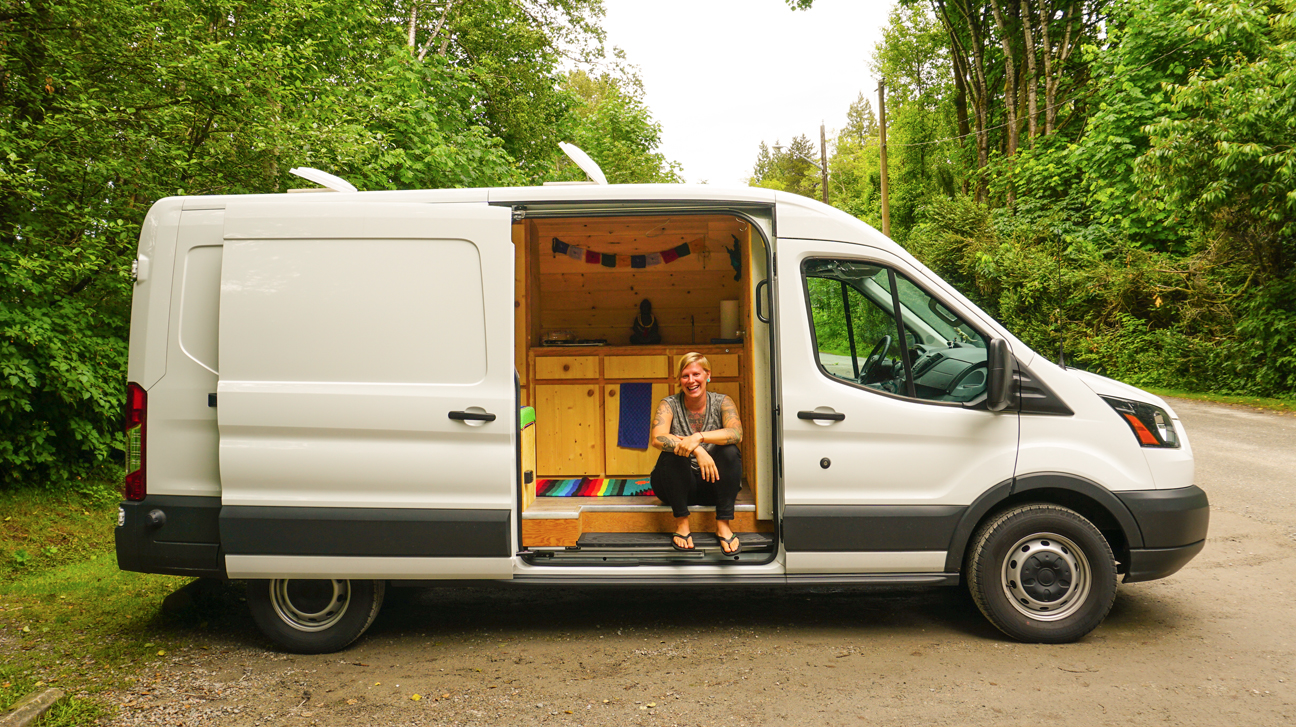 Van Life as Long Term Housing Solution for Solo Female