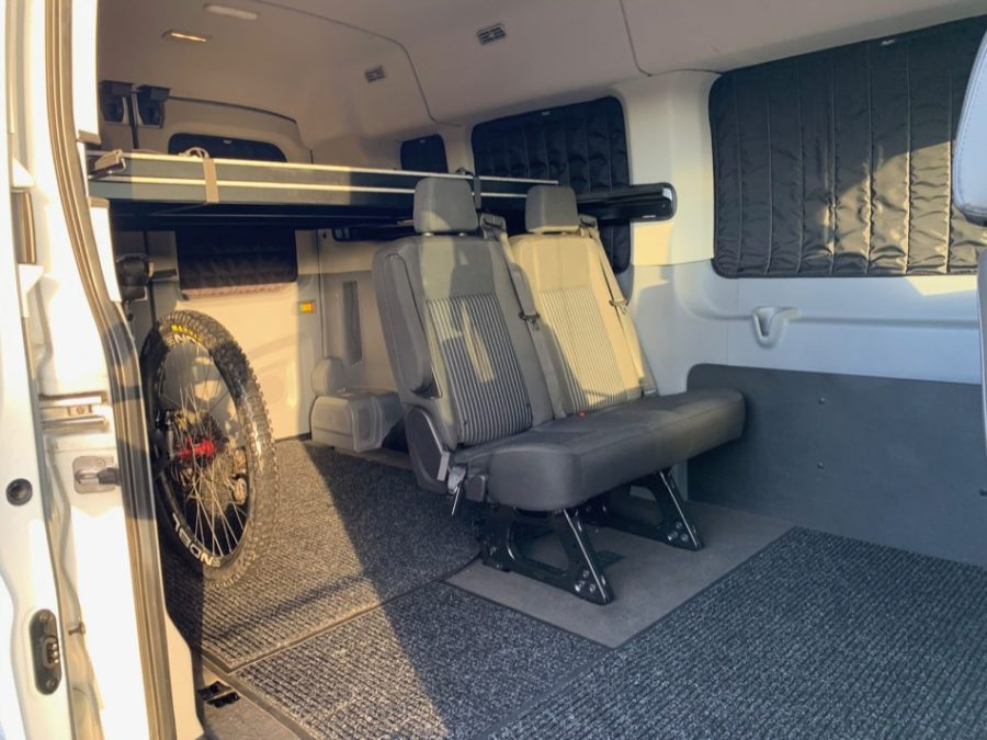 Ford Transit EcoBoost Weekender Adventure Van Conversion via Van Life Trader 003
