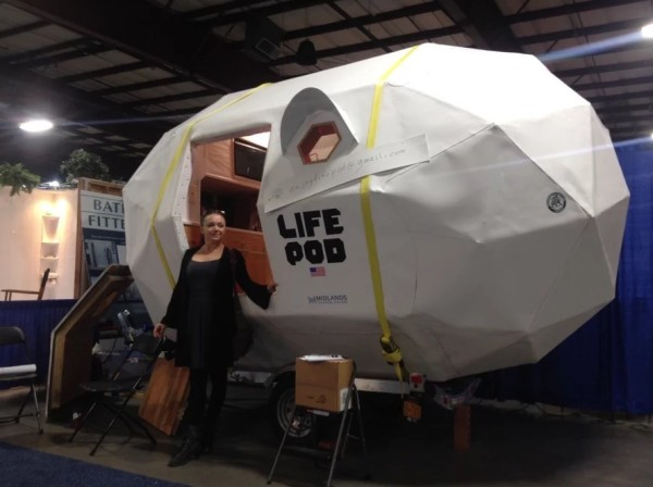 Geo-Dome Life Pod Travel Trailer by Michael Weekes 007