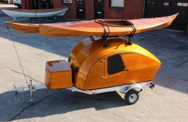 Gorgeous Teardrop Trailer by Chesapeake Light Craft 002