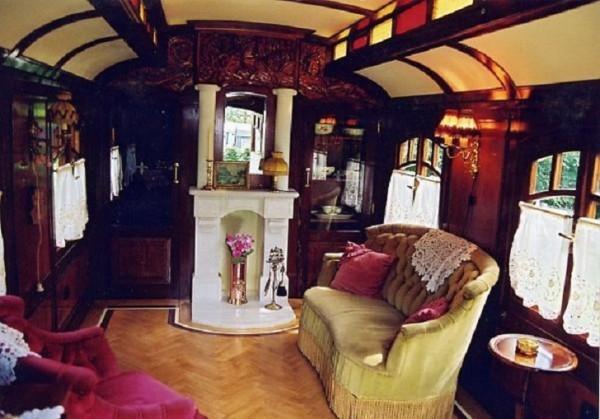 Roulottes Gypsy Caravan Tiny House