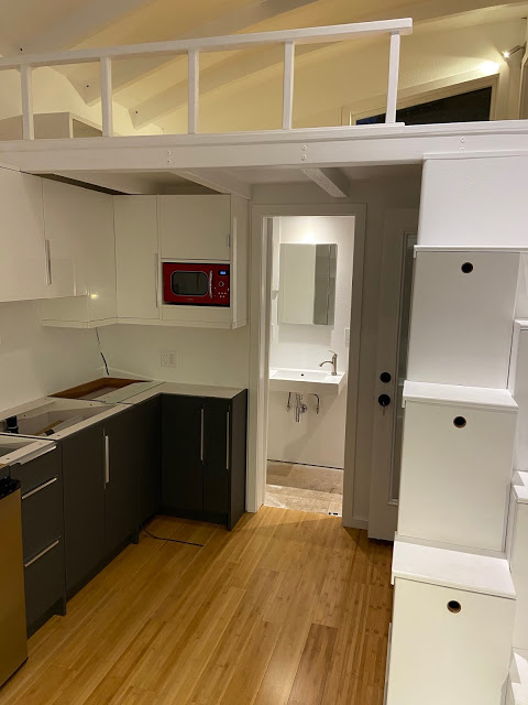 10×16 Cube by Molecule Tiny Homes 7