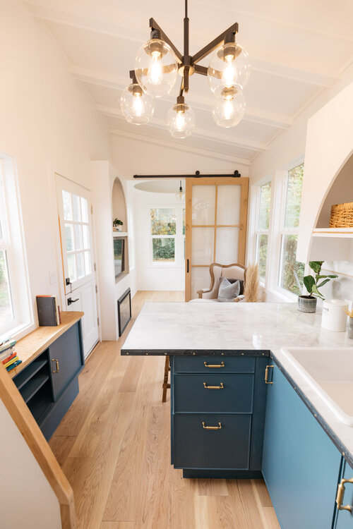 Handcrafted Movement Sanctuary Tiny Home 11