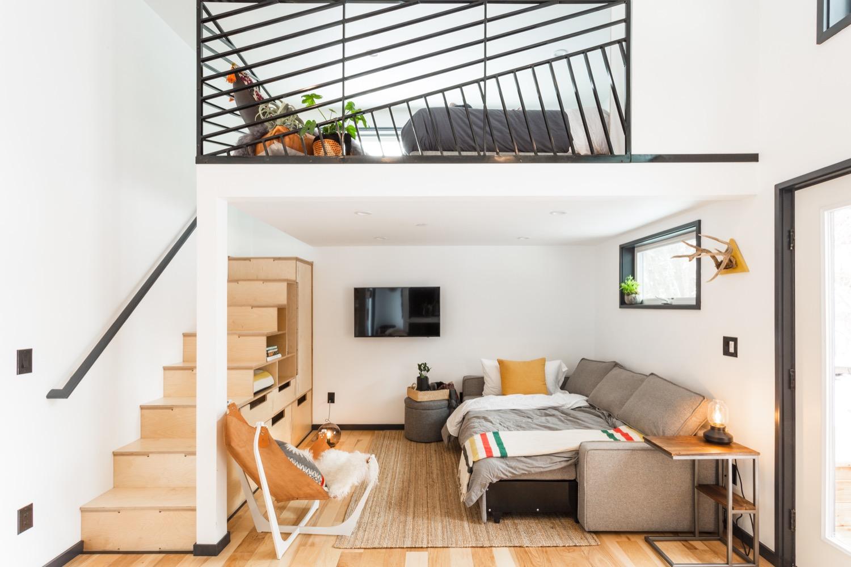 Hiatus Tiny House Built for Tiny Cottage Community