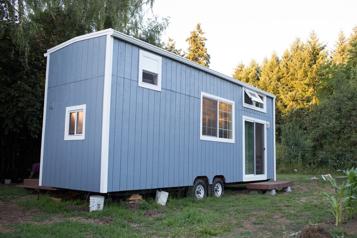8'x30' Tiny House (For Sale)