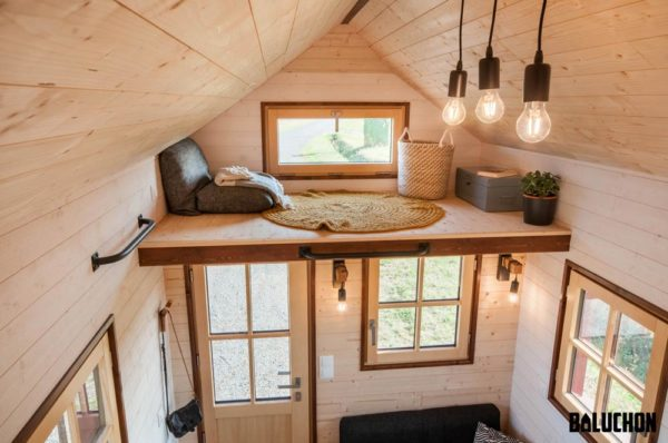 Holz Hisla Tiny House by Baluchon 0010