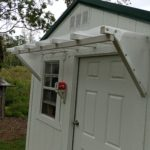 Marsha's 8×8 Shed-To-Tiny-House Conversion 21