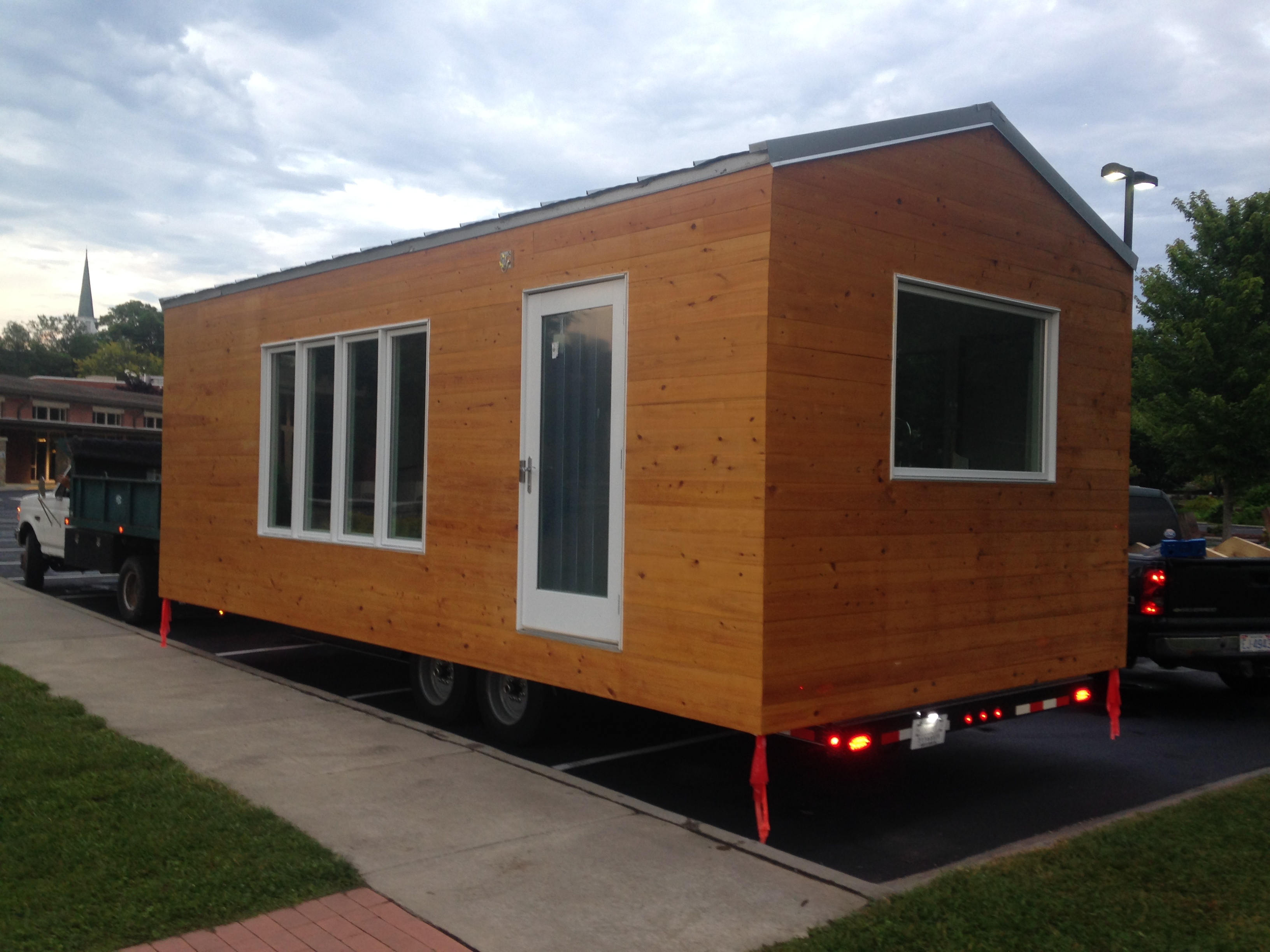 12 39 x24 39 minim style tiny house on wheels for sale Tiny houses on wheels for sale