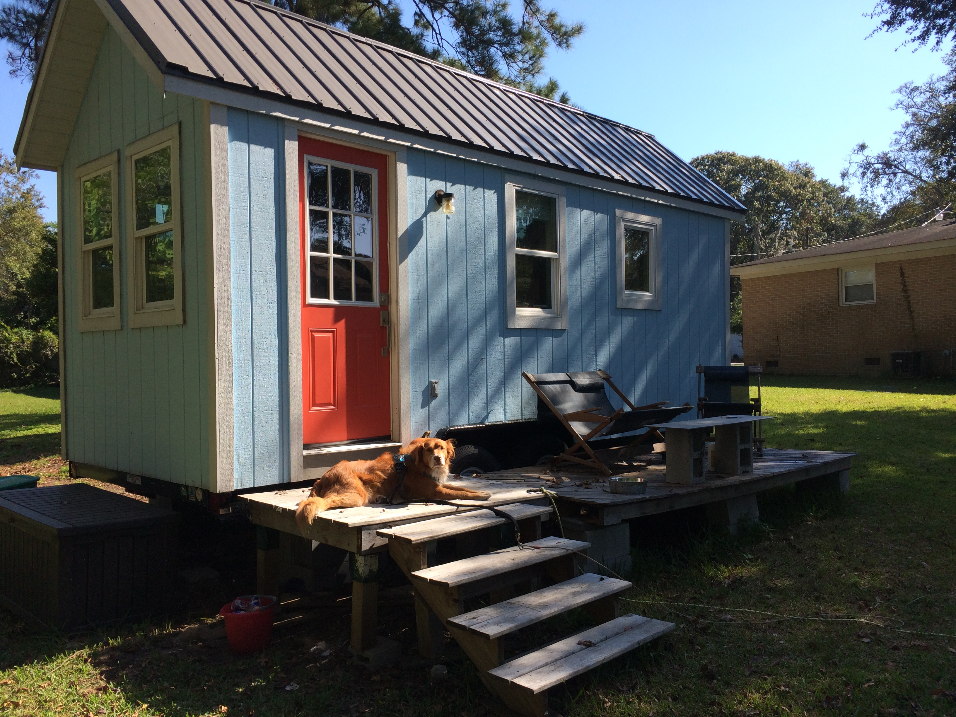 25k Tiny House In Charleston For Sale